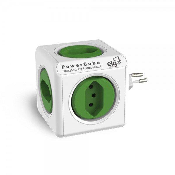 powercube original pwc r5 5 tomadas filtro linha universal 1