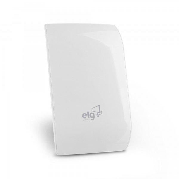 antena digital interna com cabo 2 5m edge hdtv5000wh elg 1