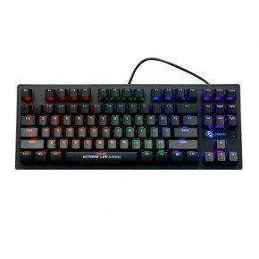 teclado gamer mecanico 104 teclas led iluminado legend tgml elg 1