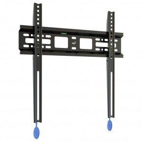 suporte para tv fixo de parede lcd led plasma 3d de 32 a 65 perfil slim n01v4 elg 1