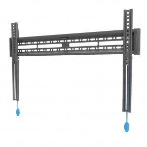 suporte para tv de parede fixo lcd led plasma de 32 a 75 e600 elg 1