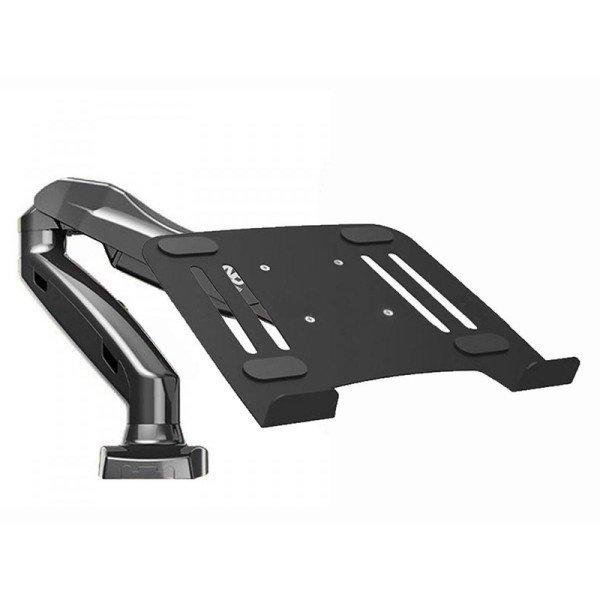 kit suporte f80n e bandeja nbh1 para uso em notebooks e laptops aplicada