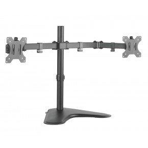 suporte 2 monitores de mesa articulado 15 a 32 t1224n 2