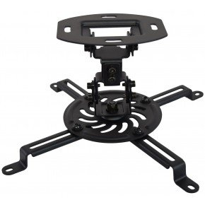 suporte universal para projetor pro100 black elg 2