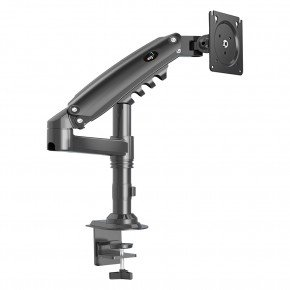 suporte multiarticulado fh80n para monitor com torre e pistao a gas 1