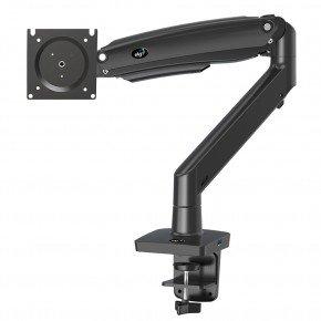 suporte para monitor articulado gamer 20 a 35 de mesa f100a elg 1