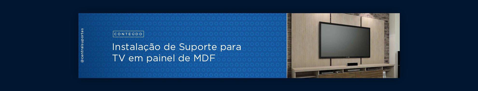 banner topo conteudo instalacao suporte painel mdf