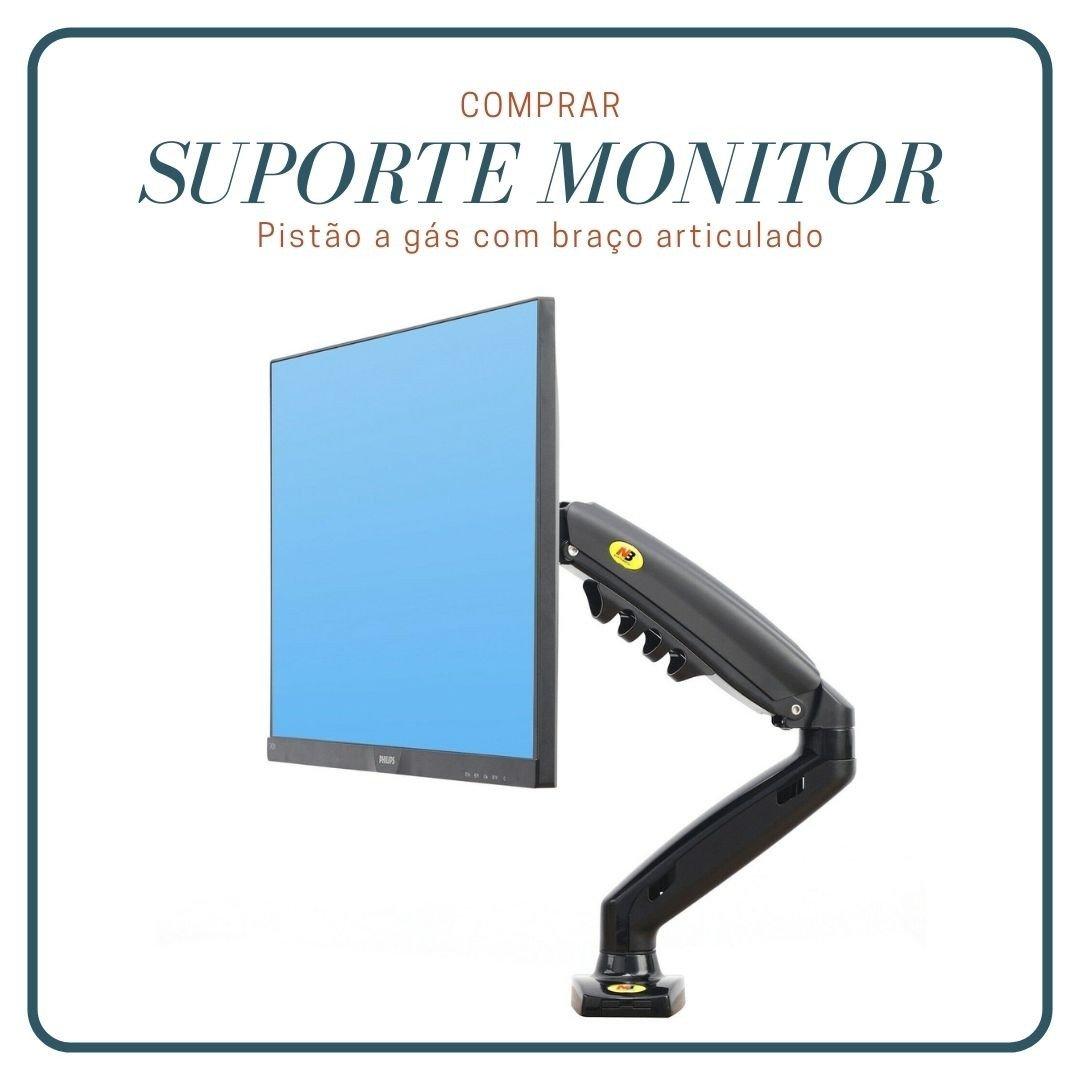 suporte monitor articulado f80 nb